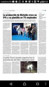 Diario Burgos Hermano Asno